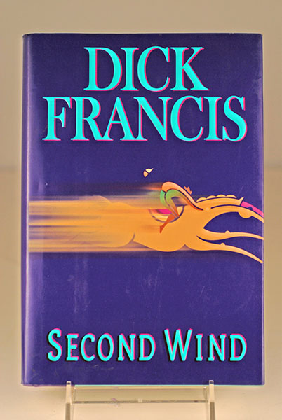 Image for Second Wind (First Printing)