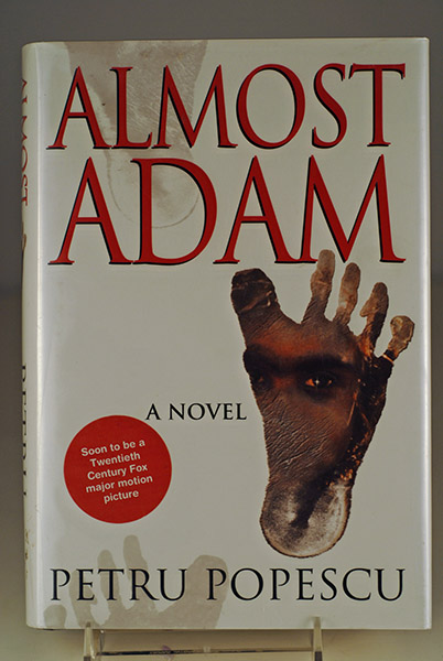 Image for Almost Adam: A Novel
