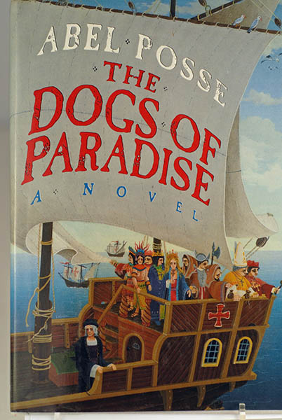 Image for Dogs of Paradise (First Printing)