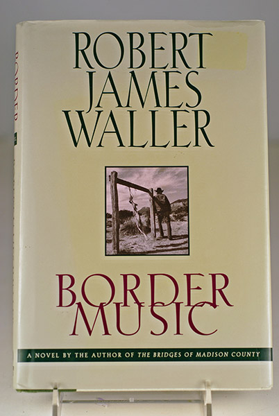 Image for Border Music (First Printing)