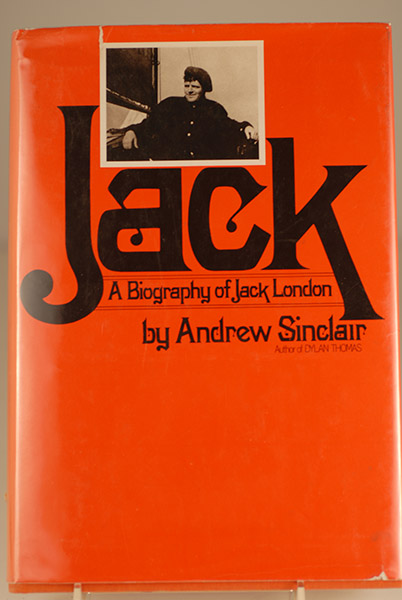 Image for Jack: A Biography of Jack London (First Print)