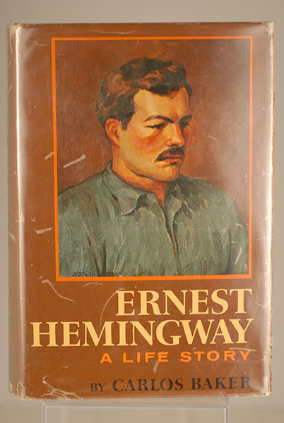 Image for HEMINGWAY, A LIFE STORY