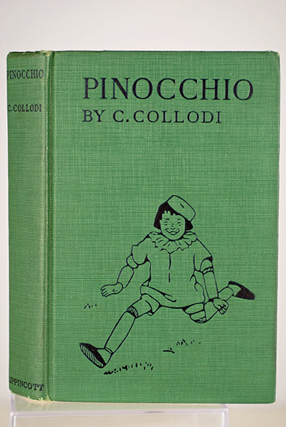 Image for PINOCCHIO- The Story of a Puppet