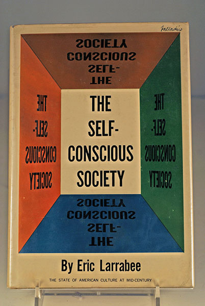Image for THE SELF CONSCIOUS SOCIETY