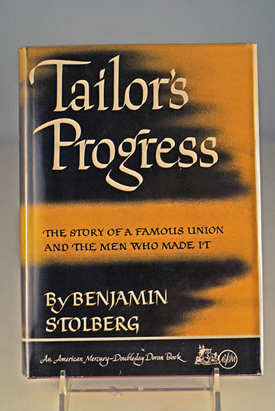 Image for TAILOR'S PROGRESS