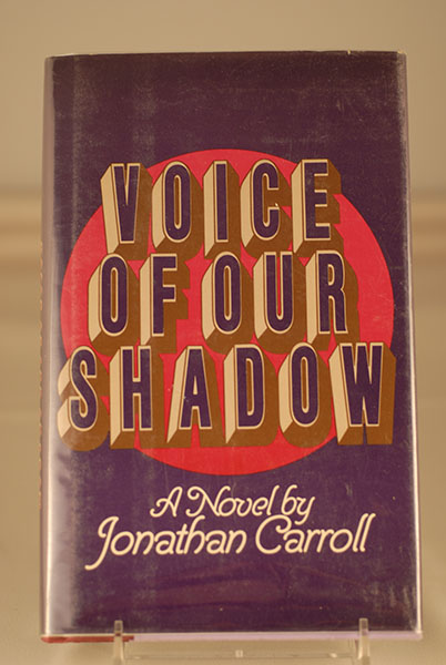 Image for Voice of Our Shadow (First Printing)