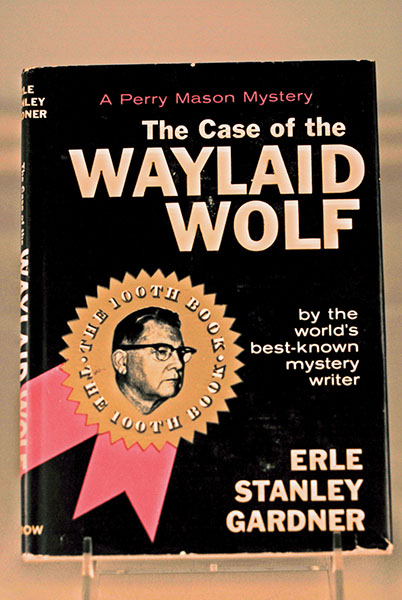 Image for THE CASE OF THE WAYLAID WOLF- A Perry Mason Mystery