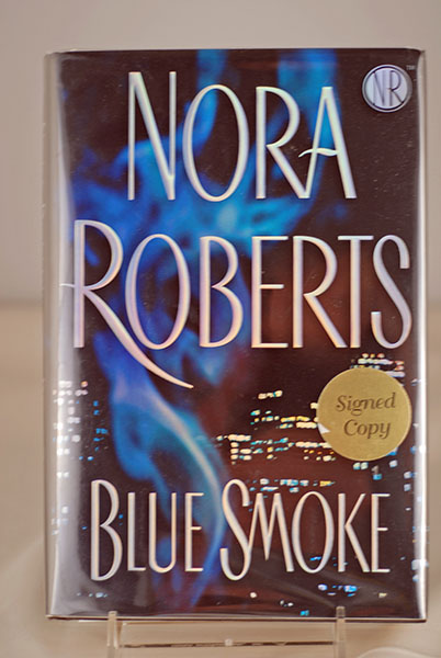 Image for Blue Smoke (Signed)