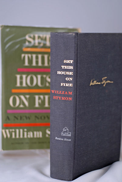 Image for SET THIS HOUSE ON FIRE (Signed First Print)