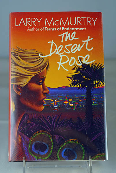 Image for The Desert Rose : A Novel (Signed First British Edition)