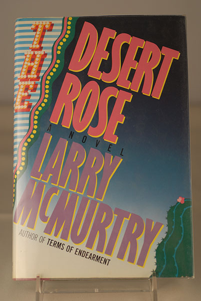 Image for Desert Rose (First American Printing)