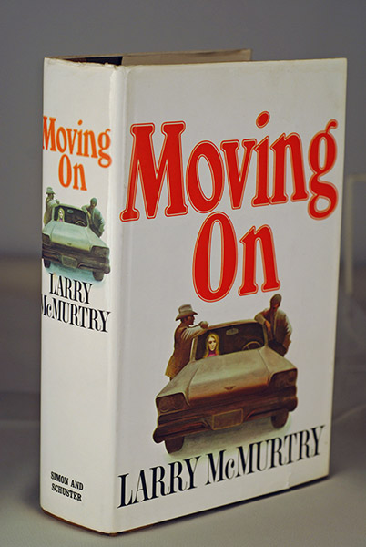 Image for Moving on