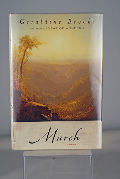 Image for March (Signed Pulitzer Prize)