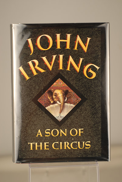 Image for A Son Of The Circus (Signed)