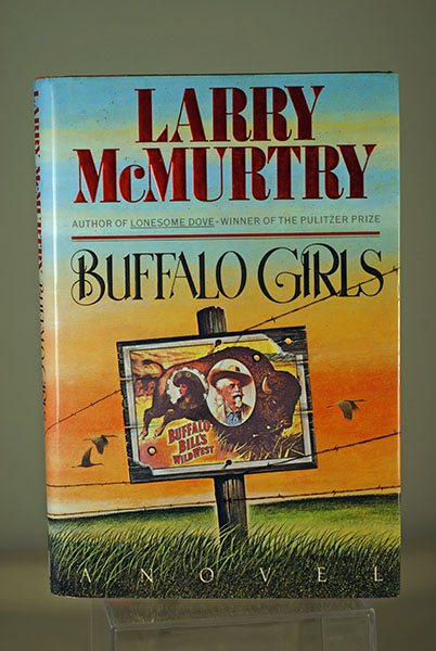 Image for Buffalo Girls (Signed First Printing)