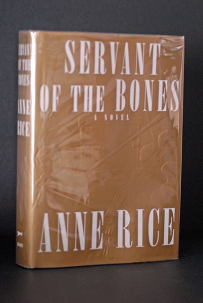 Image for Servant of The Bones (Signed First Print)