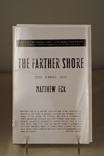 Image for The Farther Shore (Signed Uncorrected Proof)