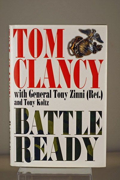 Image for Battle Ready (Signed by Author)