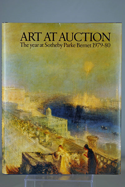 Image for Art At Auction: The Year At Southeby Parke Bernet 1979-80
