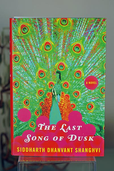 Image for The Last Song Of Dusk (First Printing)