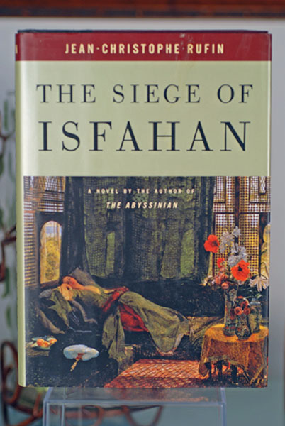 Image for The Siege of Isfahan (First Printing)