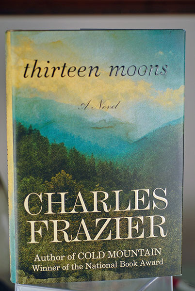 Image for Thirteen Moons (Signed)