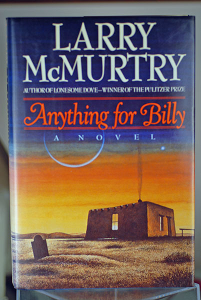 Image for Anything For Billy (Signed First Printing)