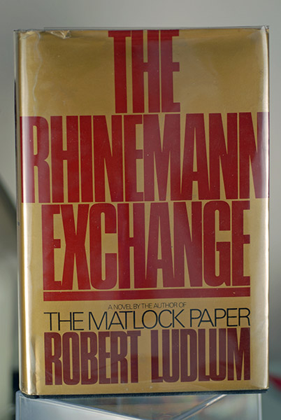 Image for The Rhinemann Exchange (First Printing)