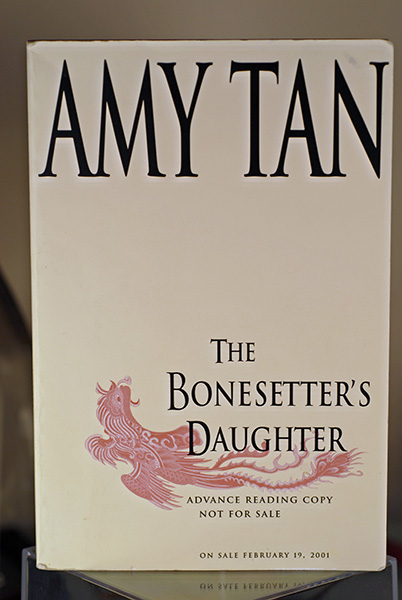 Image for The Bonesetter's Daughter (Signed Advanced Reading Copy)