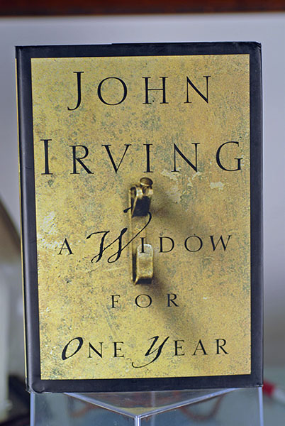 Image for A Widow For One Year: A Novel (Signed)