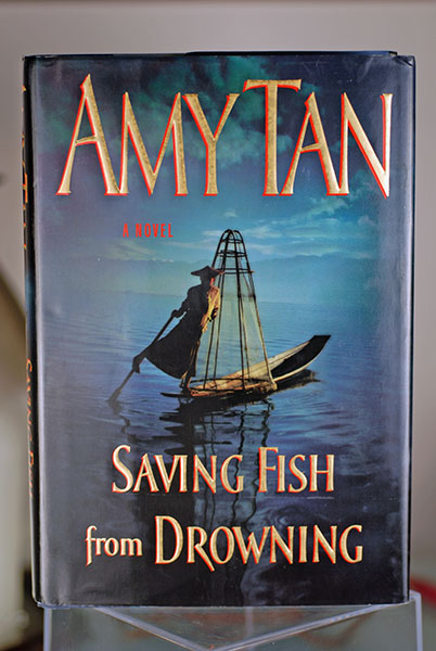 Image for Saving Fish From Drowning (Signed First Printing)