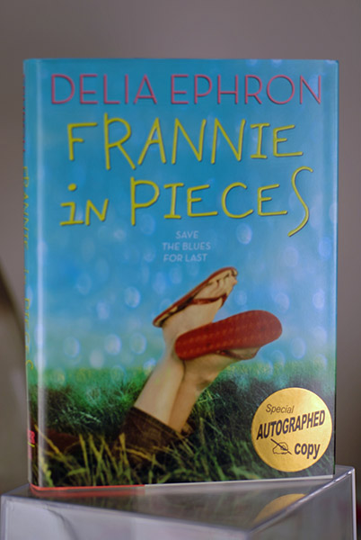 Image for Frannie In Pieces (Signed First Printing)