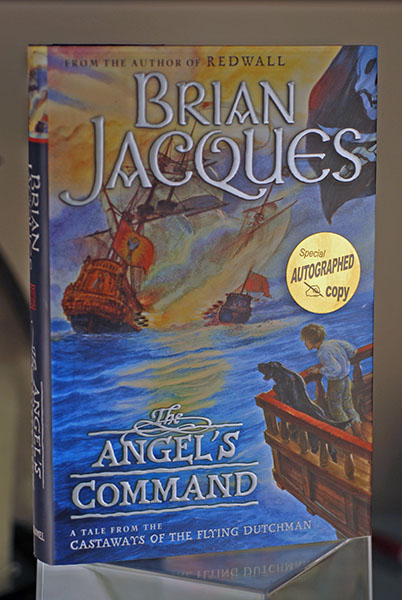 Image for The Angel's Command: A Tale from the Castaways of the Flying Dutchman (Signed Copy)