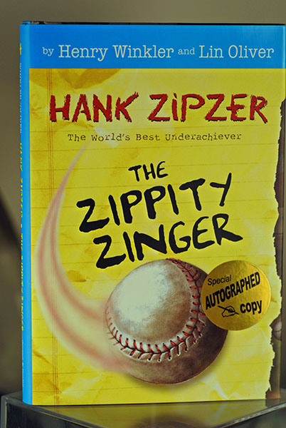 Image for The Zippity Zinger (Signed by Winkler)