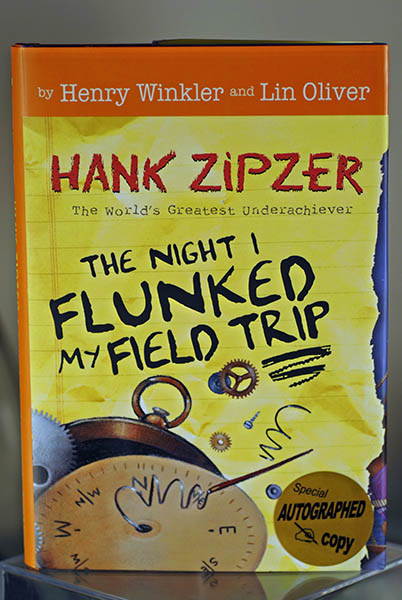 Image for The Night I Flunked My Field Trip (Signed by Winkler)