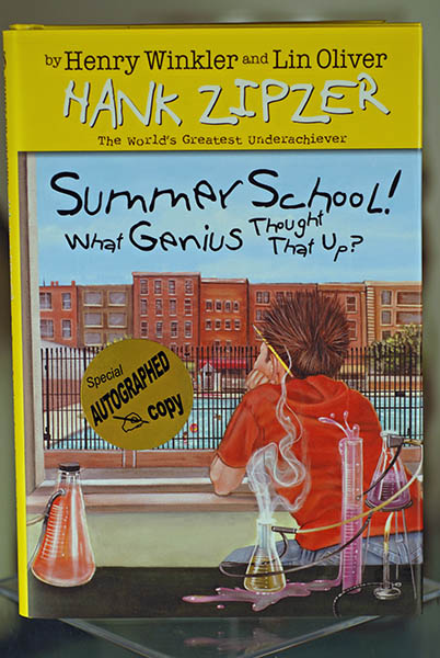 Image for Summer School! What Genius Thought That Up? (Signed)