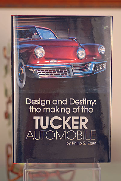 Image for Design and Destiny: The Making of the Tucker Automobile (First Print Revised)