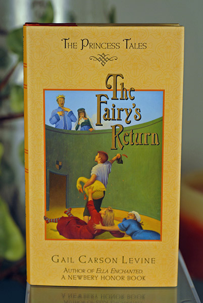 Image for The Fairy's Return (Signed First Printing)
