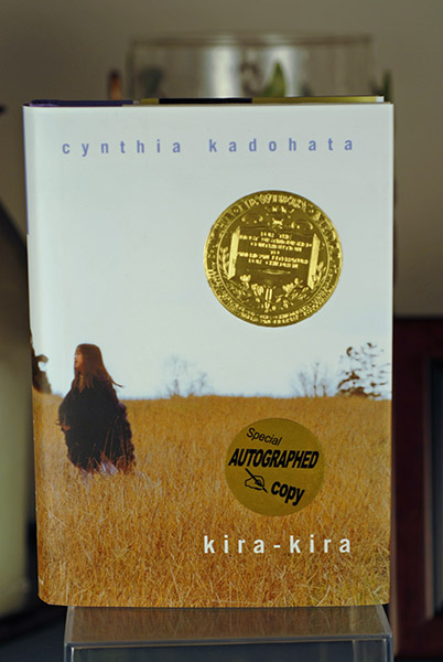 Image for Kira, Kira (Signed Newbery Winner-2004)