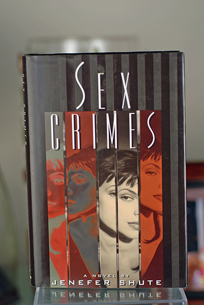 Image for Sex Crimes (First Print)