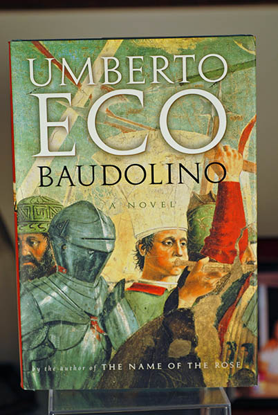 Image for Baudolino (Signed First Print)