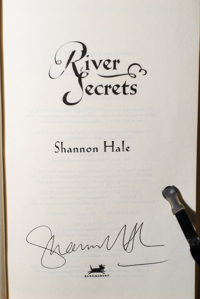 Image for River Secrets (Signed First Print)
