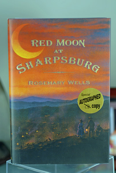 Image for Red Moon at Sharpsburg (Signed First Impression)