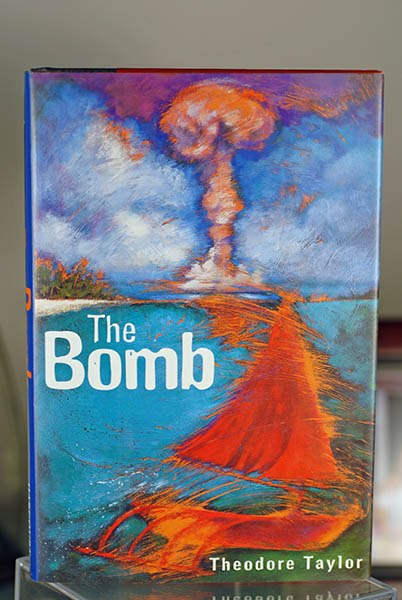 Image for The Bomb (Signed First Print)