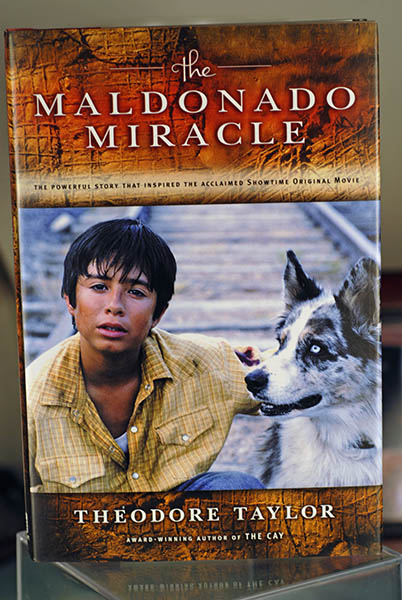 Image for The Maldonado Miracle (Signed First Printing)