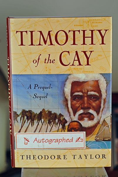 Image for Timothy of the Cay (Signed)
