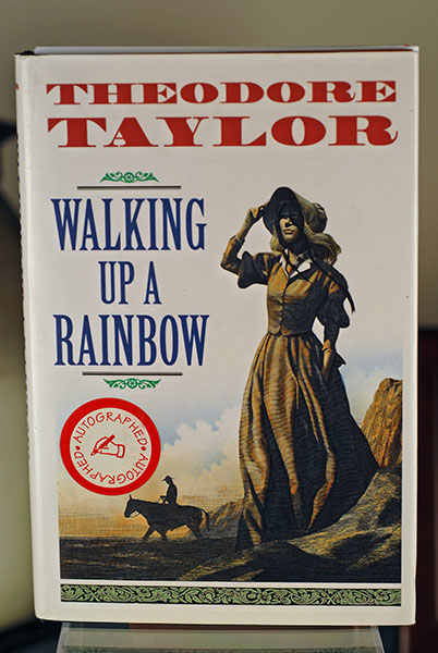 Image for Walking Up A Rainbow (Signed First Printing)