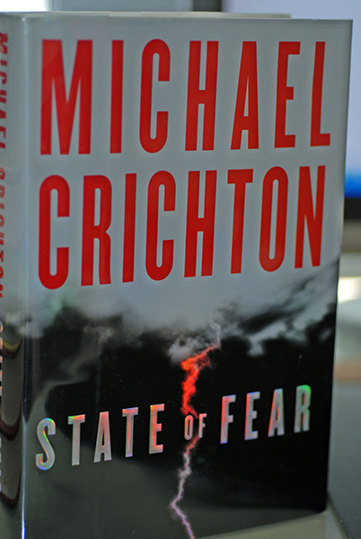 Image for State of Fear (Signed First Printing)