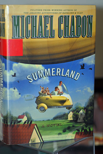 Image for Summerland (Signed First Printing)