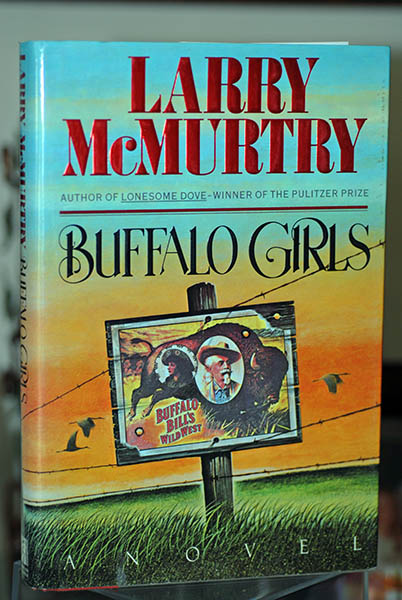 Image for Buffalo Girls (Signed First Print)